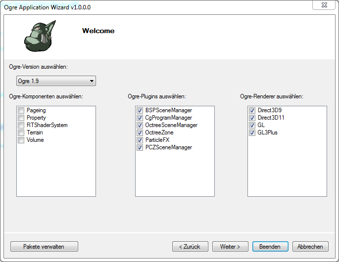 OgreApplicationWizard - Visual Studio Marketplace